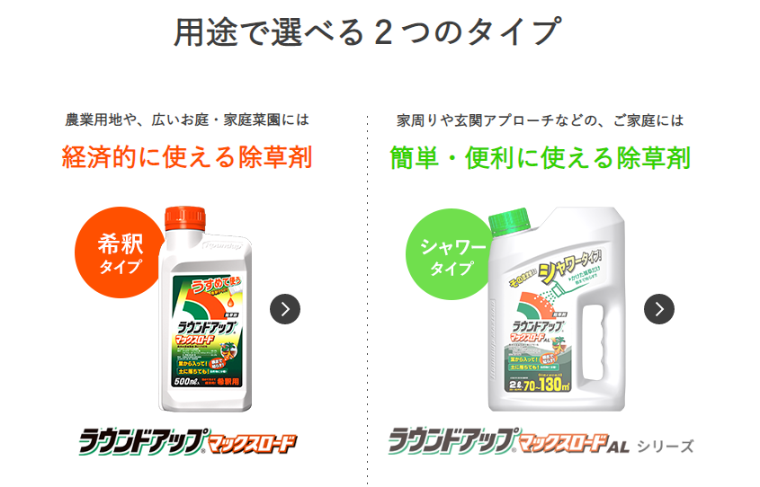 日産化学 除草剤 原液タイプ ラウンドアップマックスロード_1