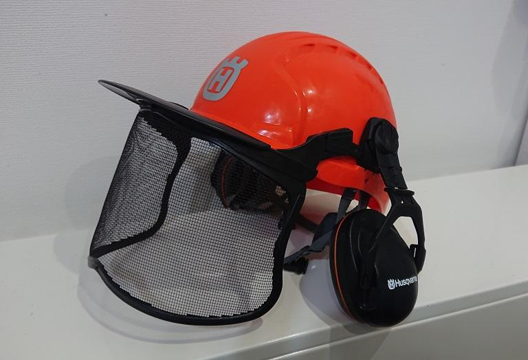 林業 ヘルメット