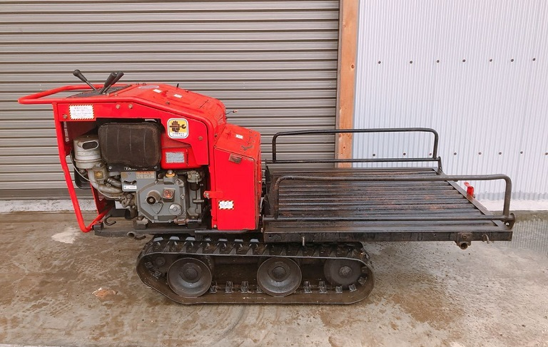 クローラ運搬車 ヤンマー PK60